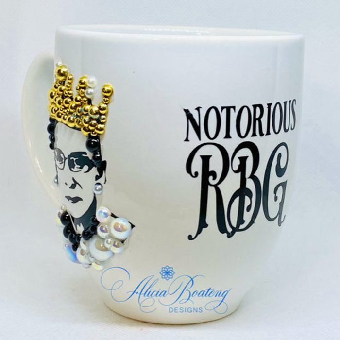 Alicia Boateng Designs Notorious Rbg Cup