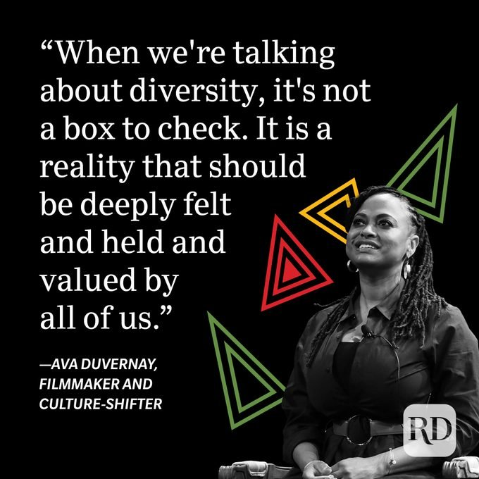 Ava Duvernay Black History Month Quote