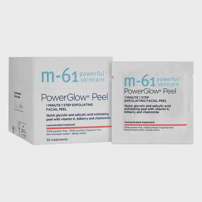 Blue Mercury M 61 Powerglow Peel