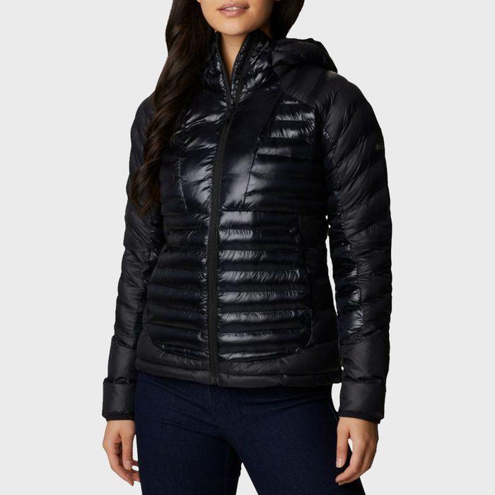 Columbia Labyrinth Loop Omni Heat Infinity Insulated Hooded Jacket