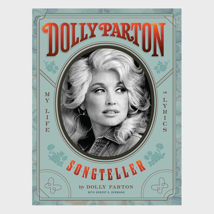 Dolly Parton, Songteller My Life In Lyrics Book