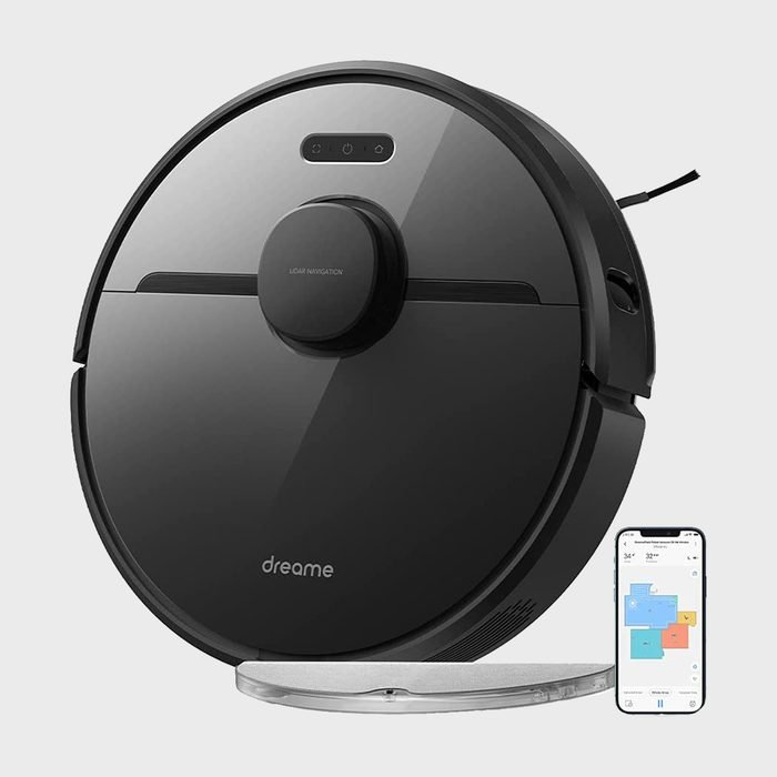 Dreame Tech D9 Robot Vacuum And Mop Cleaner