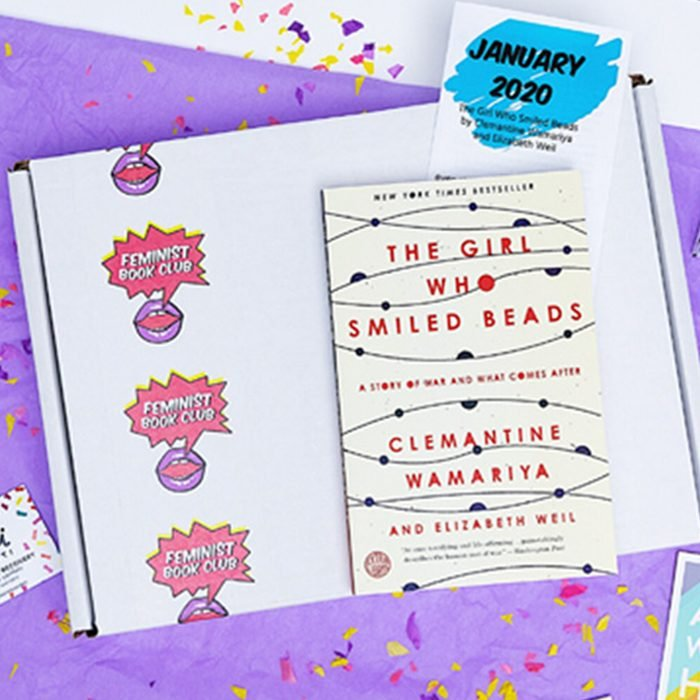 Feminist Book Club Monthly Subscription Box