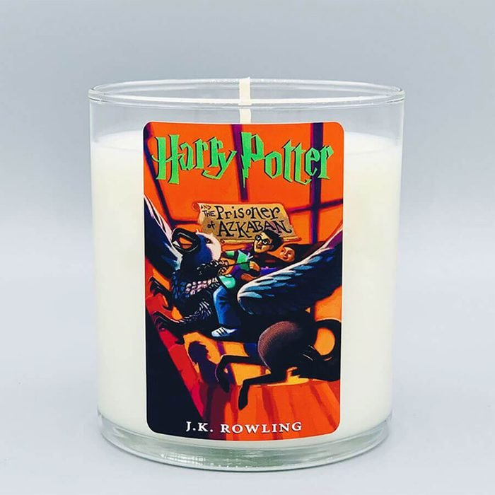 Noble Objects Scented Book Candles
