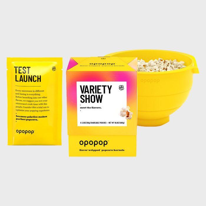 Opopop Popcorn Discovery Kit