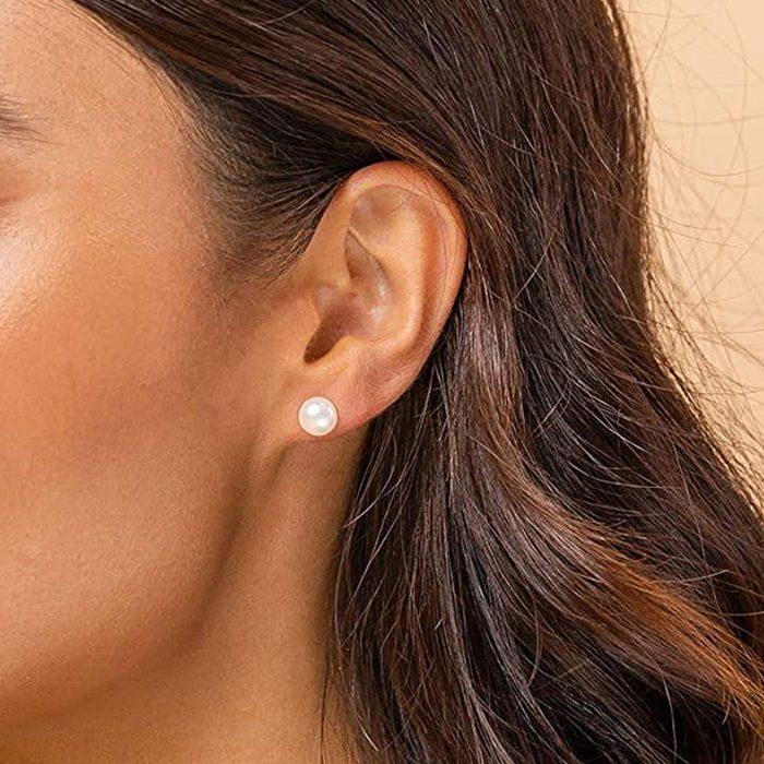 Pavoi Pearl Earring Studs