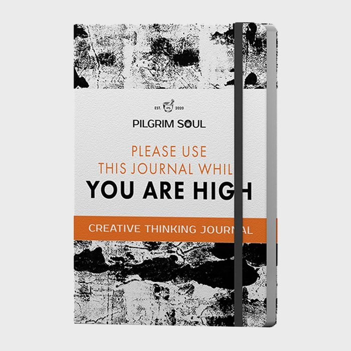 Pilgrim Soul Creative Thinking Journal
