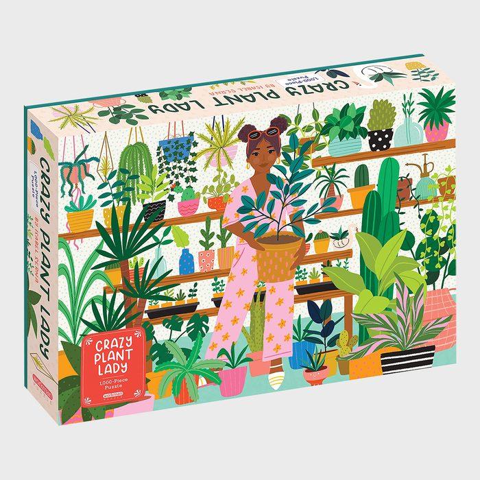 Workman Puzzles Crazy Plant Lady Puzzle