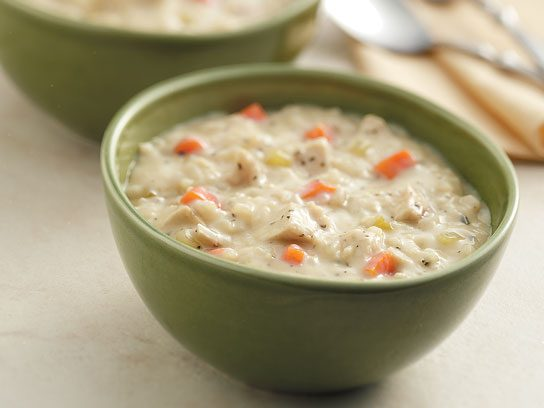 18 diabetic friendly comfort food recipes to satisfy your cravings creamy chicken rice soup forumfinder Image collections