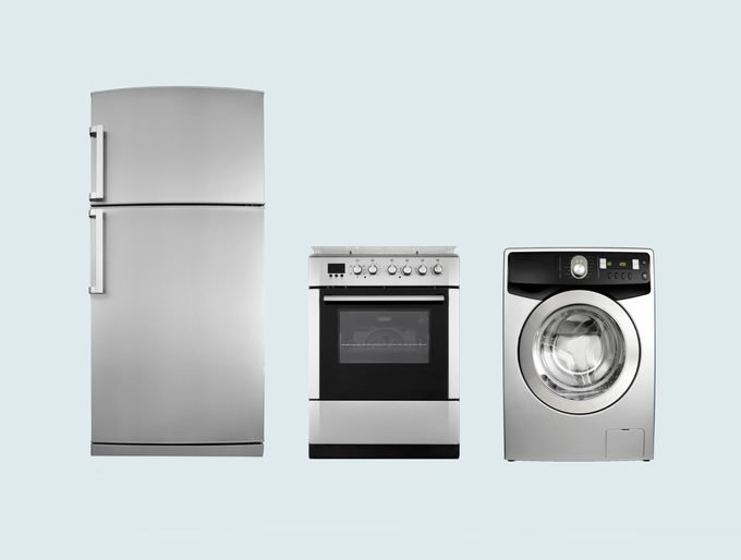 Steel Appliances