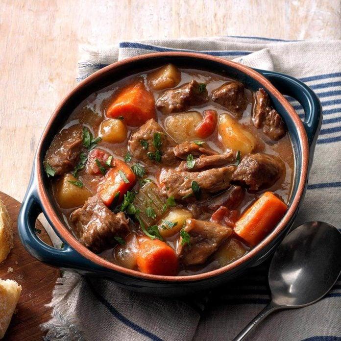Slow-Cooker Beef Stew