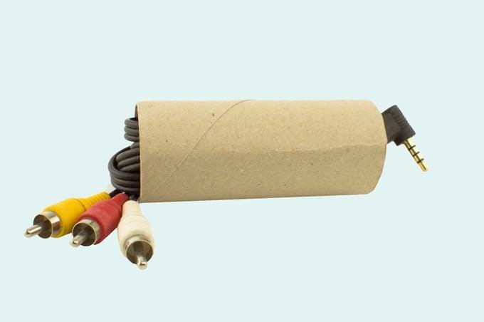toilet paper cardboard tube