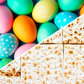 easter passover double holidays