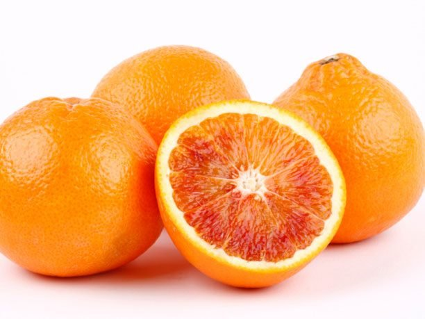 1. Blood oranges