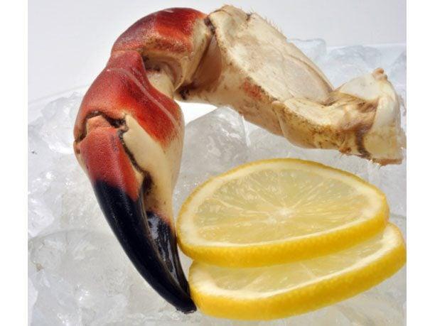 4. Stone crabs