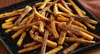 Sweet Potato Fries with Paprika and Oregano