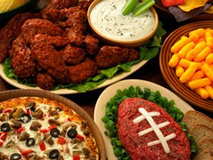 An Easy Super Bowl Party Plan