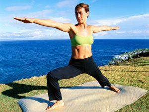 can u lose weight from yoga