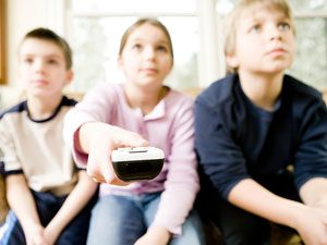 Kids, TV and Blood Pressure