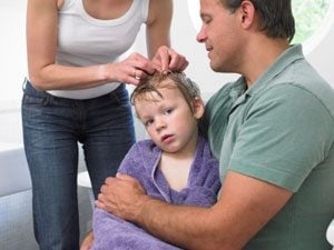 New Treatment for Lice