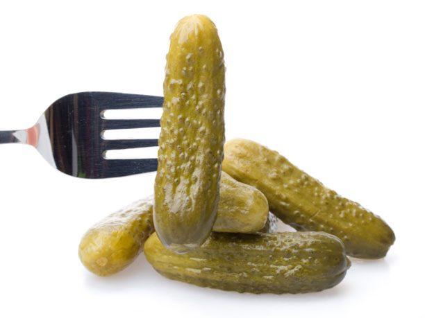 5. Secret ingredient: Pickles