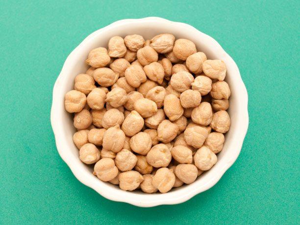 6. Secret Ingredient: Chickpeas