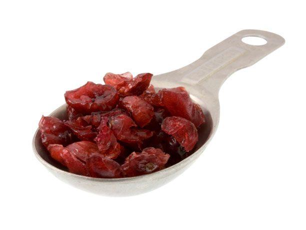 3. SECRET INGREDIENT: dried cranberries