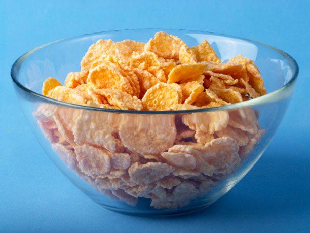 4. SECRET INGREDIENT: cornflakes