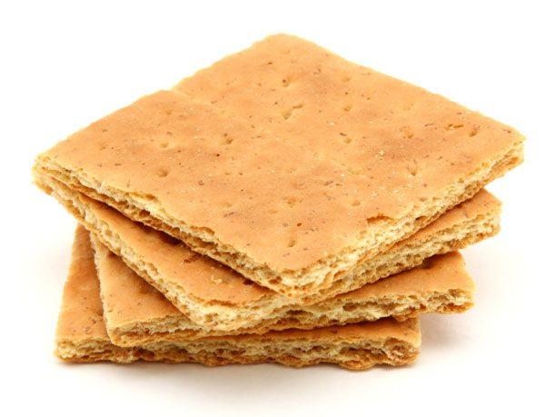 5. SECRET INGREDIENT: graham crackers