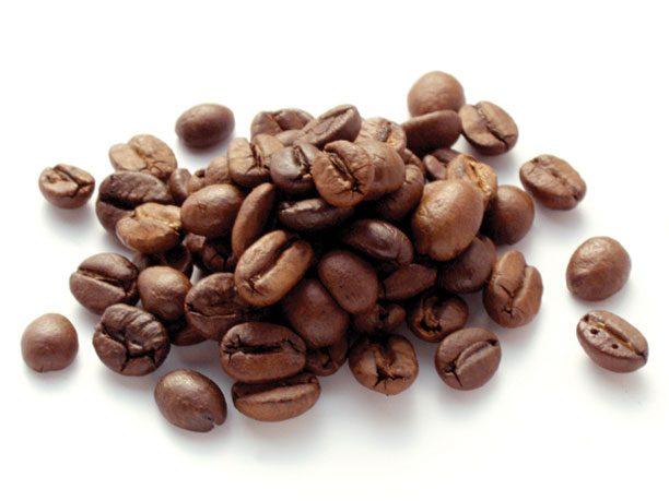 6. SECRET INGREDIENT: ground coffee