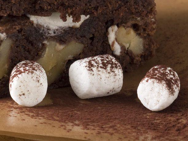 8. SECRET INGREDIENT: marshmallows