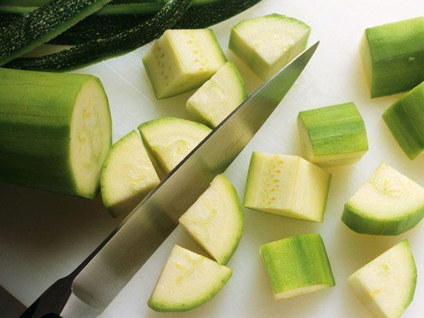 9. SECRET INGREDIENT: zucchini