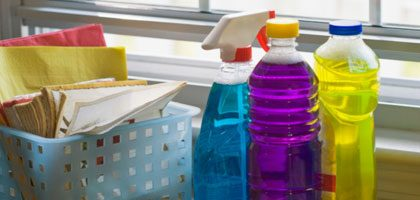 6 DIY Household Cleaners