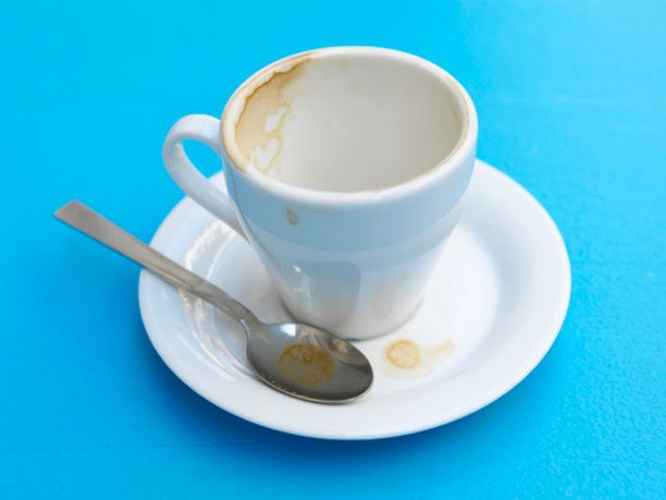 Coffee Cup Saver