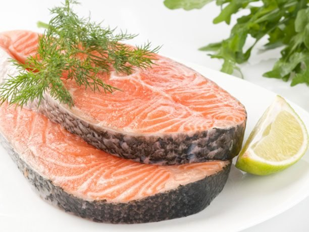 4. <b> Salmon and Tuna</b>