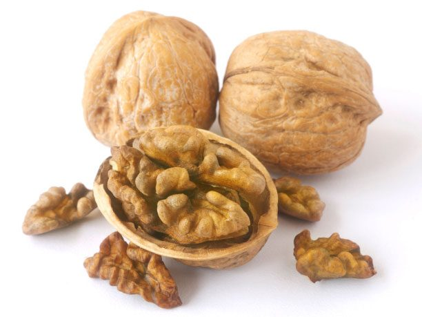 6.<b>Walnuts and Almonds</b>