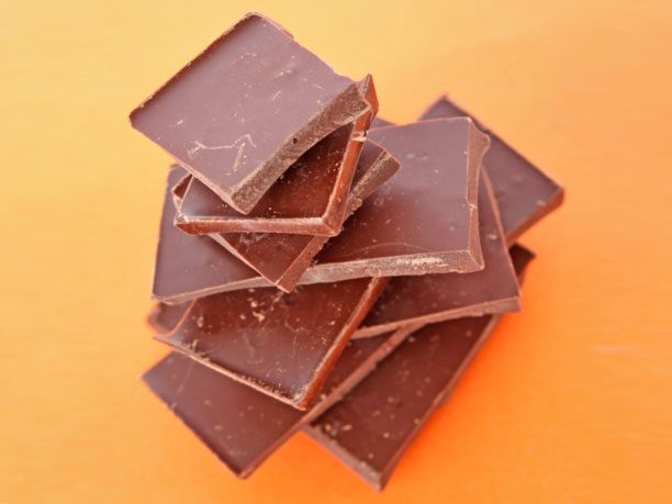 10. <b>Dark Chocolate</b>