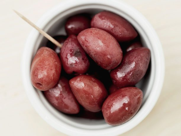 9. Secret ingredient: Kalamata Olives