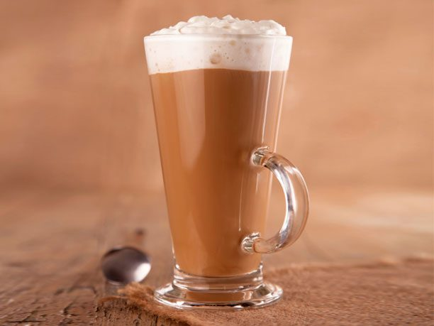 12. A real macchiato has just a stain of milk foam and no sugar.