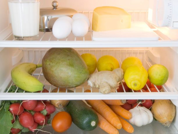 5. Refresh the Fridge