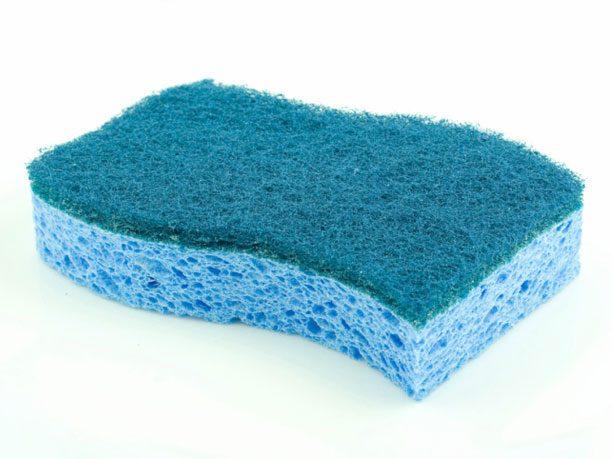 1. Kitchen Sponges