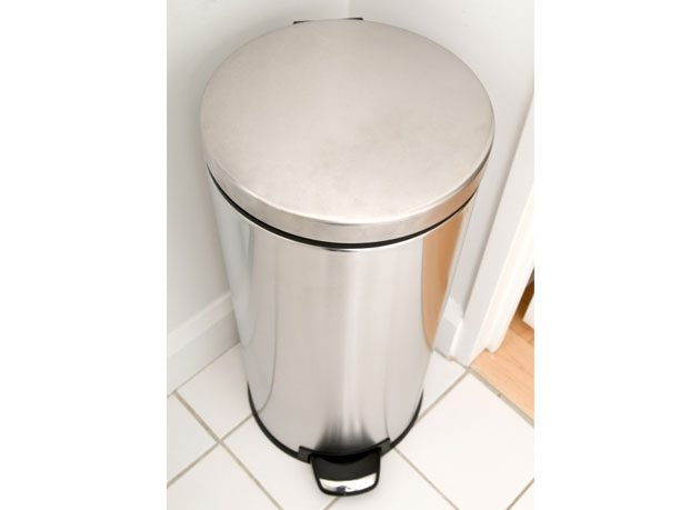 7. Indoor Garbage Can