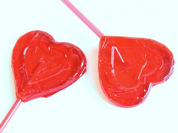 "<a href=""http://www.rd.com/food/make-your-own-lolipops/"">Homemade Lollipops or Hard Candy Recipe</a>"