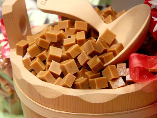 """<a href=""""http://www.rd.com/food/make-your-own-caramels/"""">Homemade Caramels Recipe</a>"""