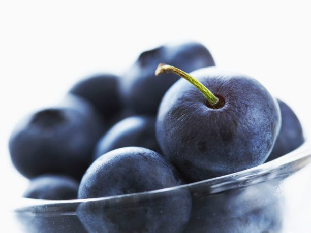 4. Blueberries