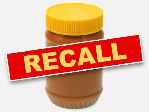 peanut butter recall