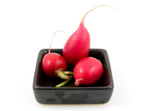 Bread and Butter Alternative #7: Pickled radishes