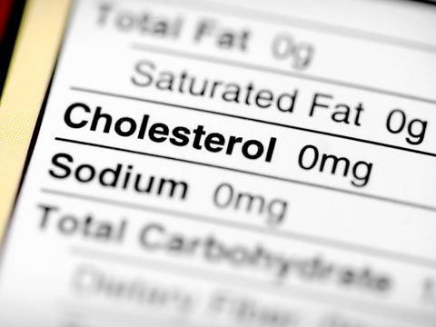 "2. Think twice about ""no cholesterol"" claims"
