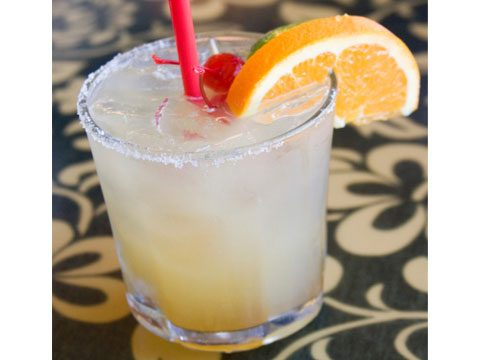 The 100-Calorie Margarita