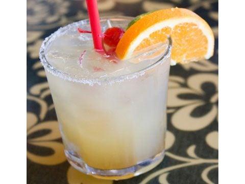 The 100-Calorie Margarita